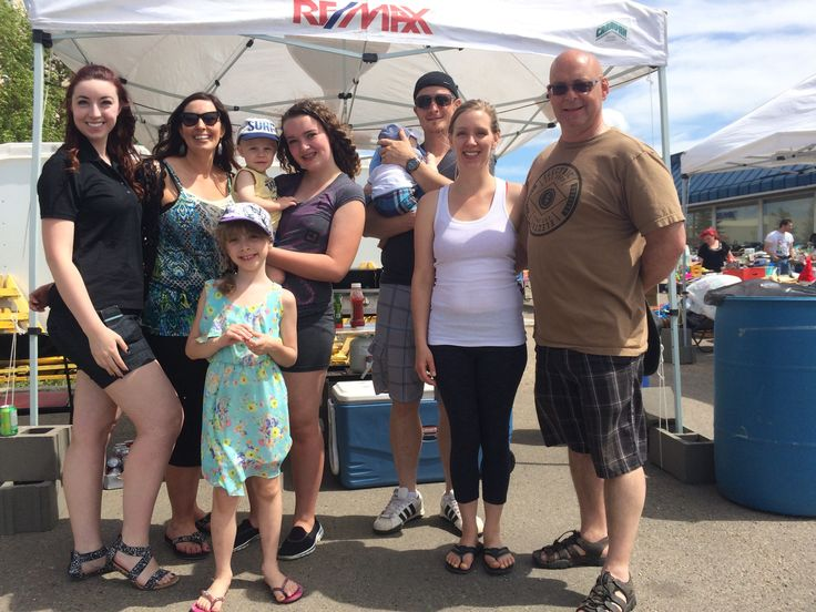 2015 Re/Max Real Estate Charity Yard Sale. All proceeds went to The Stollery. #TheGabouryTeam #realtor #sprucegrove #stonyplain