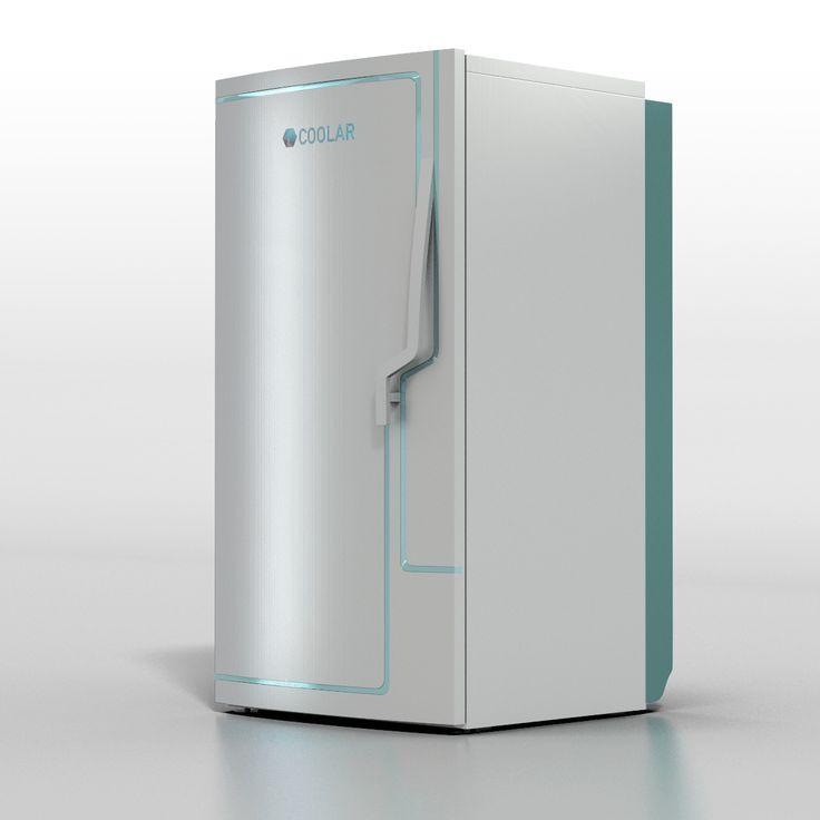 Coolar Kühlschrank ohne Strom