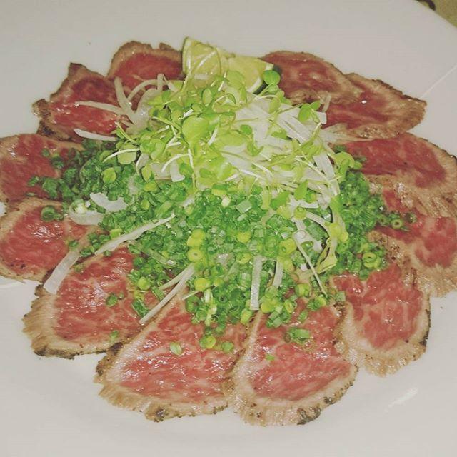 #和牛たたき  #恵比寿和食 #美味しかった #肉 #肉  #最高 絶品