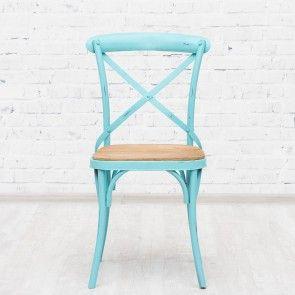 Металлический стул Twisted Iron