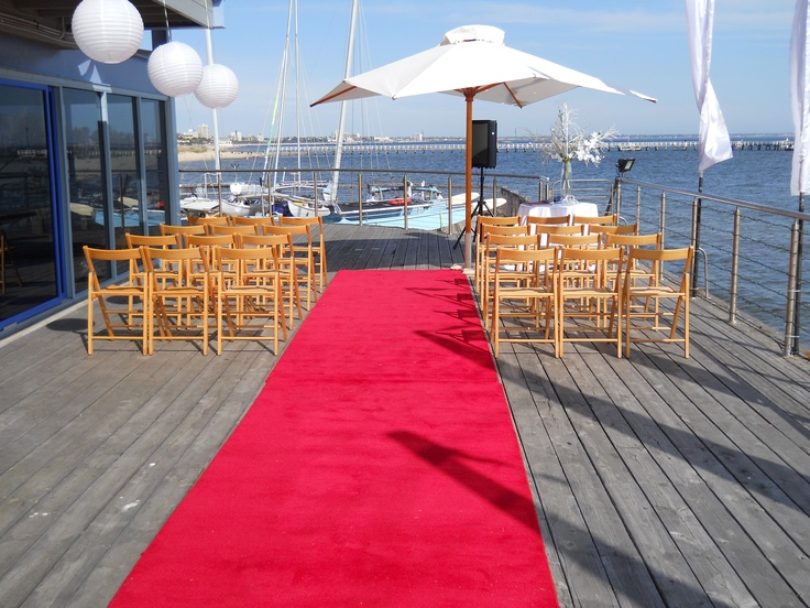 Whether for a cocktail party, a wedding, a seated function or a conference, launch your imagination at Port Melbourne Yacht Club.