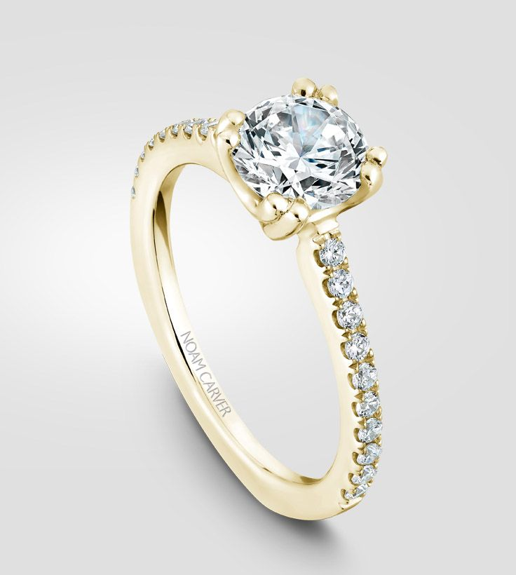 74 best Yellow Gold images on Pinterest | Commitment rings ...