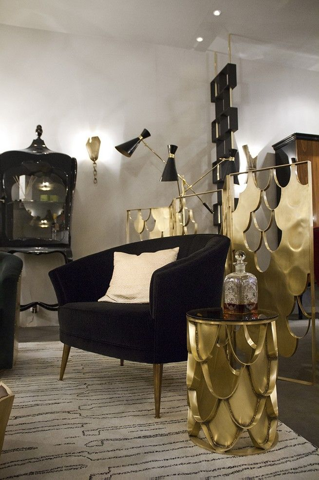 Gold side table by Brabbu  sidetabledesign  furnitureworld  moderndesign  living room  living room57 best Gold Side Tables images on Pinterest   Gold side tables  . Living Tables London. Home Design Ideas
