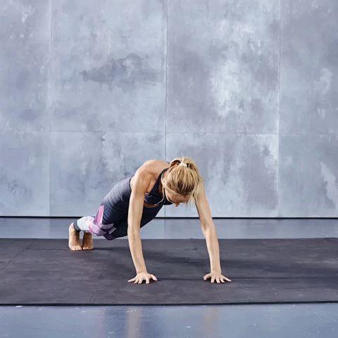 Ejercicios de core para fortalecer la zona abdominal, glúteos y tonificar. Rápidos, efectivos, fáciles con los que ponernos en forma y adelgazar.