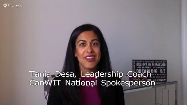 CanWIT National Spokesperson, & Leadership Coach, Tania Desa, shares her perspectives on career mentorship and sponsorship.  Add to the CanWIT (Women in Tech) conversation and meet peers at the on-line CanWIT Social Media Forum (1200 members) at: https://www.linkedin.com/groups/CanWIT-Women-in-Tech-GLOBAL-3307815/about   Highlights:  The truth is I think mentors are an essential part of building your career and everyone needs a few but calling every senior manager your mentor will not land