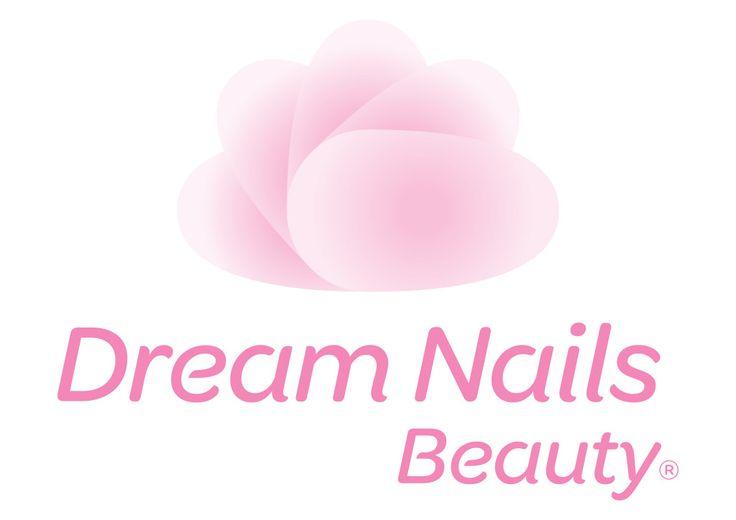 Dream Nails Beauty Logo (New)
