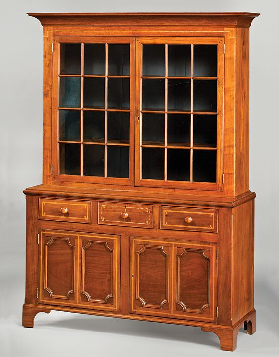 Piedmont, North Carolina Furniture, 1780 1860