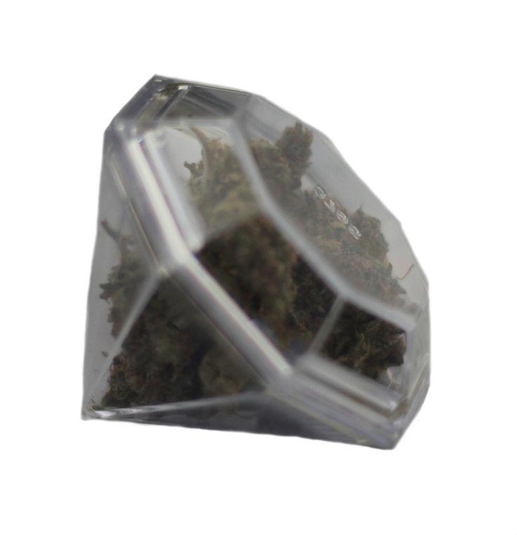 The Crystal Cult - Diamond Stash Jar, $3.99 (http://www.thecrystalcult.com/diamond-stash-jar/)