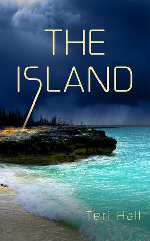 Breathtaking Book Cover: The Island