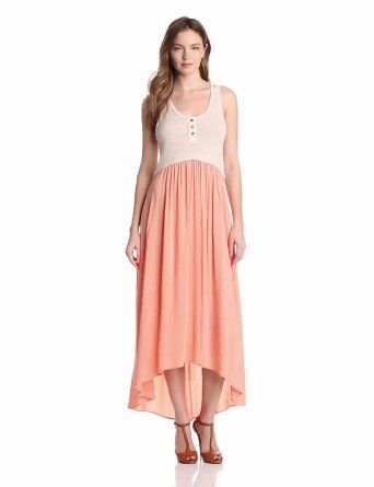Funktional maxi dress