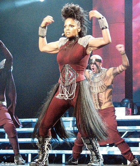 Janet Jackson rushed to hospital with mystery illness moments before concert