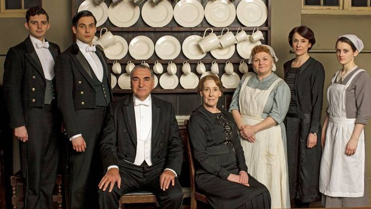 downton abbey downstairs characters | Downton Abbey, Season 6: Which Downstairs Character Are You? | Season ...