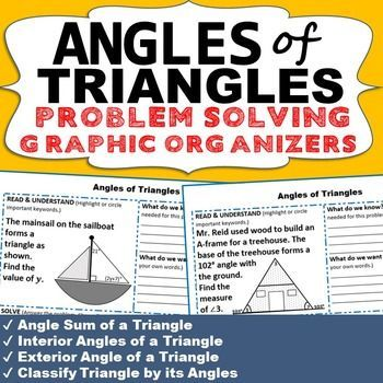 Viac ako 25 najlep ch n padov na pintereste na t mu angles in a triangle What do exterior angles of a triangle add up to