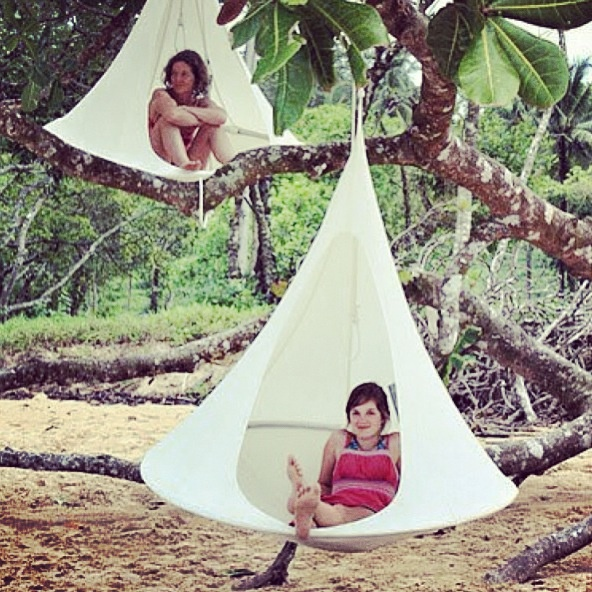 Meet A Cacoon ☆♥☆ Meet A Cacoon; The Coolest Hanging Haven For Grown Ups  And What A Fantastic Place For Growing Up In For Kids. Itu0027s Your Swing Chair;  ...