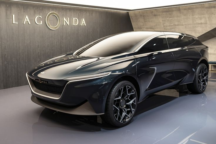 Aston Martin S Lagonda All Terrain Looks To The Future Of Ev Luxury Auto N Allterra Aston Martin Lagonda Electric Car Concept Geneva Motor Show