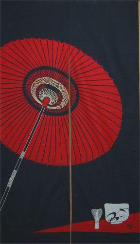 Noren Curtain_ Japan