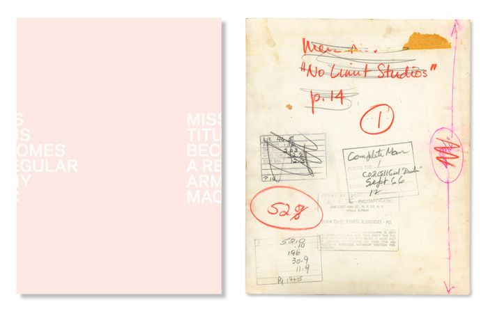 United Kingdom -  Melinda Gibson's new book, Miss Titus Becomes a Regular Army Mac is a book about a collection of photographs, a response to a collection of photographs or an examination of how that collection has been used. Or perh...
