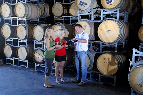 Great Southern Wine Region: Pinot Noir, Cabernet, Shiraz, Riesling, Chardonnay, Sauvignon Blanc