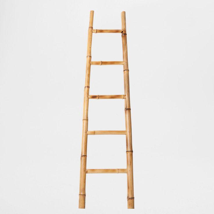 1000 ideias sobre racks de toalha de escada no pinterest toalheiros toalhas de banho e. Black Bedroom Furniture Sets. Home Design Ideas