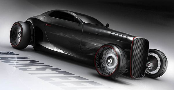 Audi Gentleman´s Racer by Mikael Lugnegård