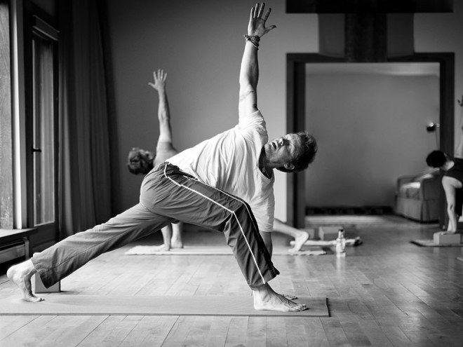 Broga: The Yoga Technique for Men