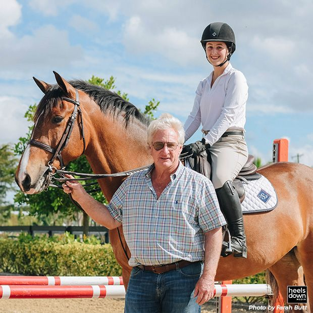 In the Magazine: American Globetrotters – Frank Madden On Why Young Show Jumpers Should Train Overseas
