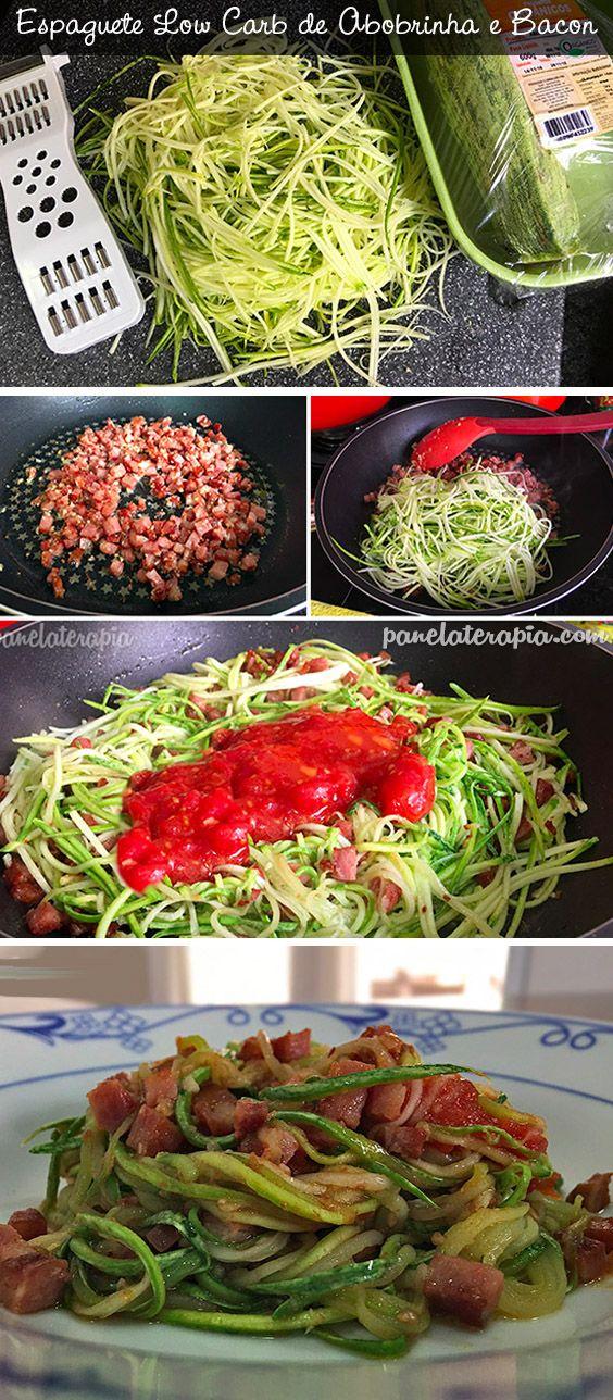 Espaguete natural