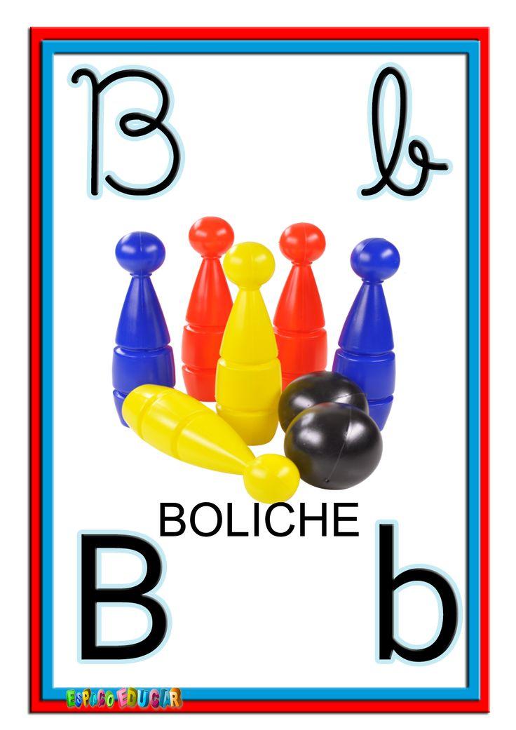 Cartazes coloridos alfabeto de parede quatro tipos de letras grátis para você imprimir! - ESPAÇO EDUCAR