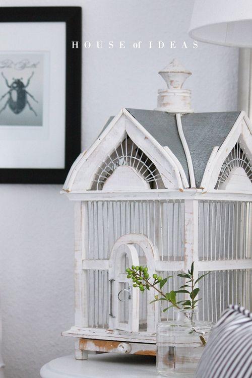 Bird cage - The Little Corner