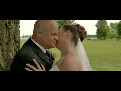 The Short film of Kim & Riccardo | An Italian wedding at Plaza Volare, Montreal