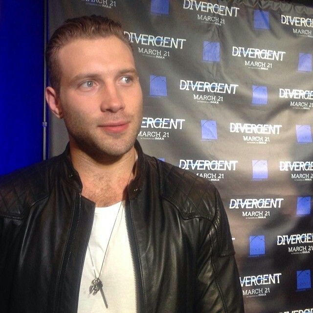 Jai Courtney on March 5th 2014
