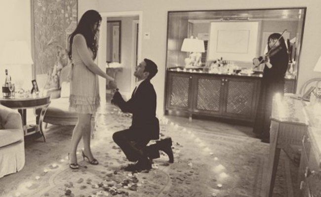10 Things No One Tells You About Getting Engaged - I was surprised by the depth of this text. great list!