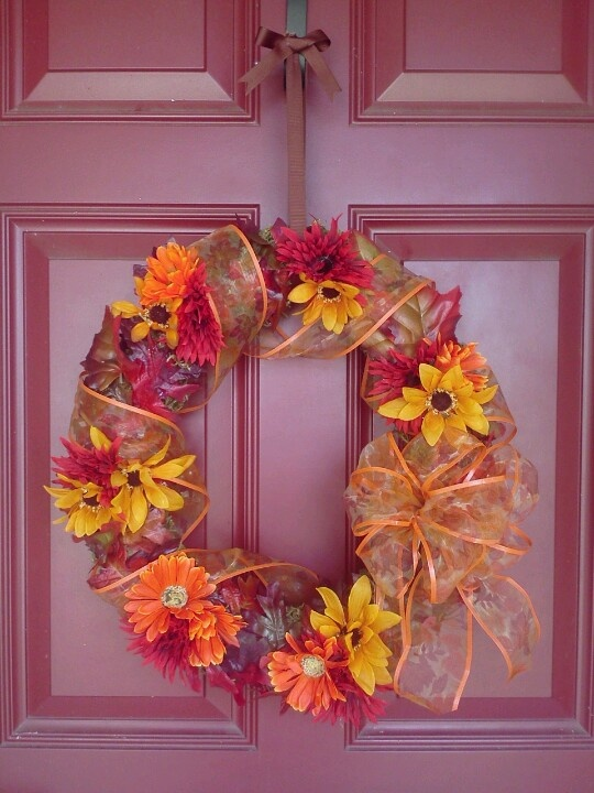 Easter mesh wreath diy from dollar tree finds - 28 How To Find The Wreaths Make A 344 Flower Wreath