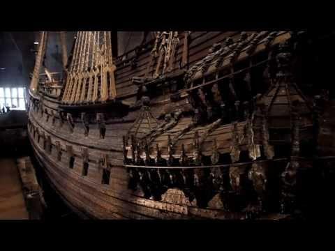 Vasa Museum & History - YouTube