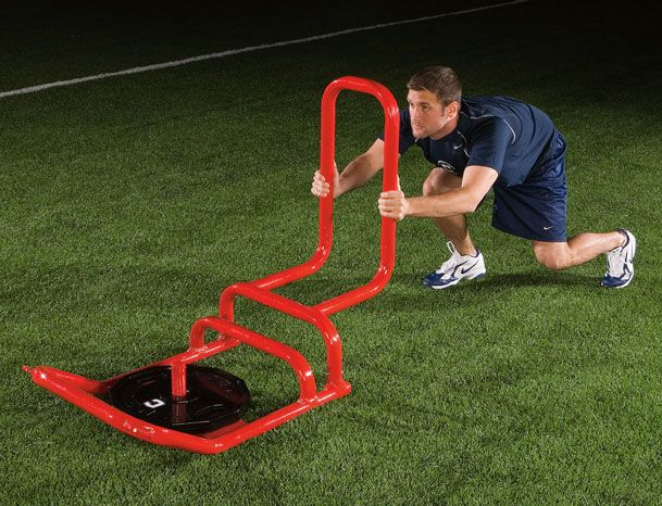 King Crab Sled By Gilman Gear Great Portable Sled Youth Football Coaching