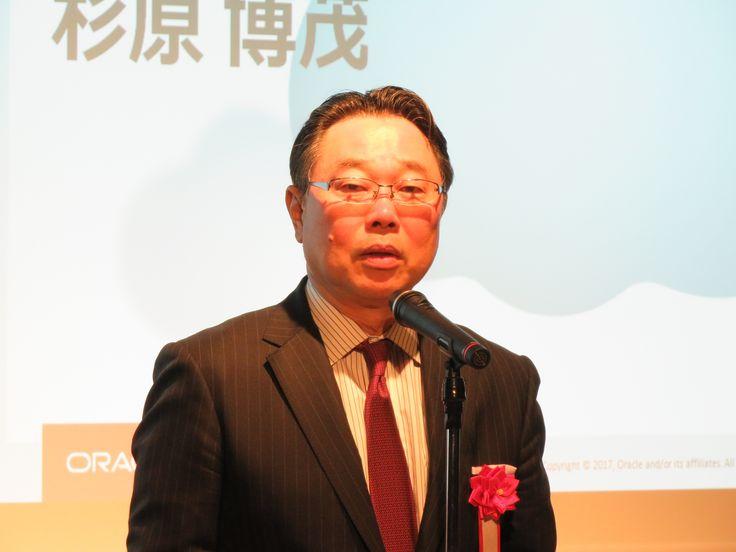 「クラウドナンバーワン宣言」後半戦に向けた日本オラクル社長の意気込み - ZDNet Japan