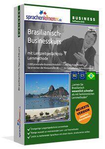 Business-Brasilianisch - Sprachelernen24 Business-Brasilianisch Mit dem Brasilianisch-Businesskurs lernen Sie alles, was Sie für Ihre Arbeit auf Brasilianisch und in Brasilien benötigen.  Sprachelernen24