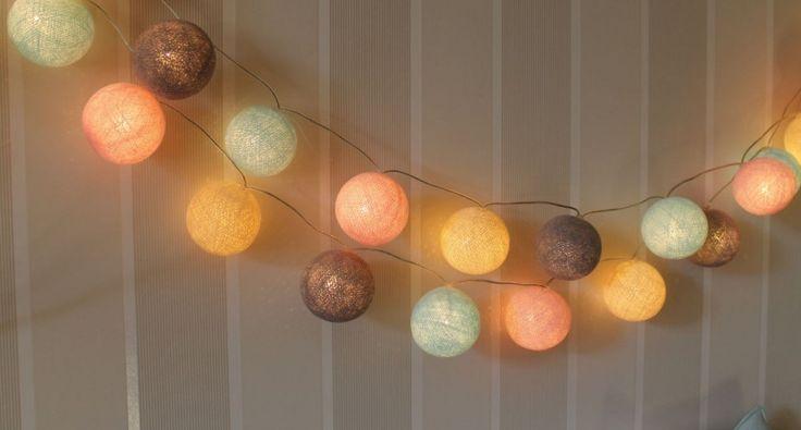 cotton balls pastelowe bogatewnetrza.pl