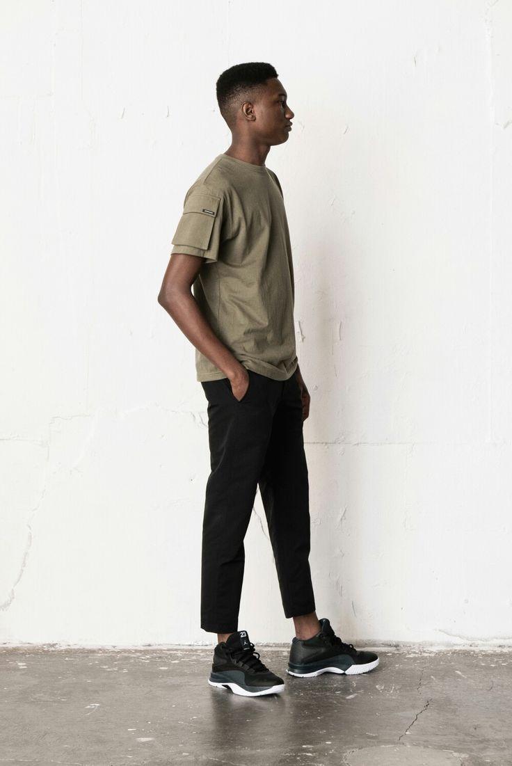 BERKHAB POCKET FASHION DETAIL jordan codi blackmodel blackculture blackman high fashion black history