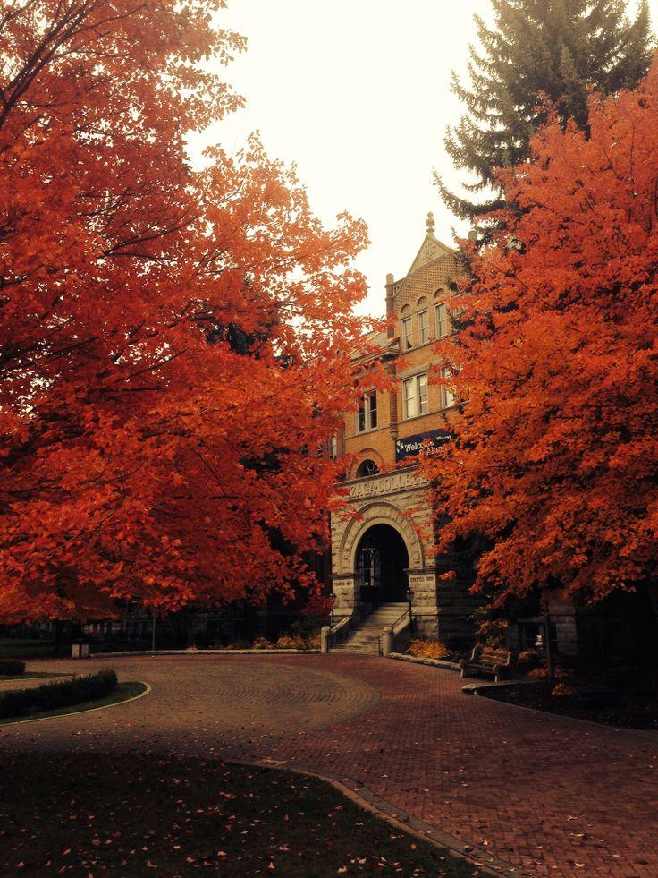 Gonzaga University, Spokane, WA