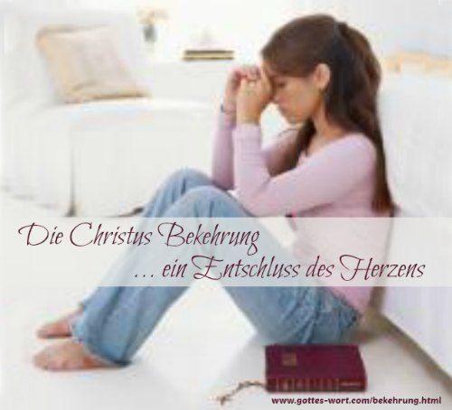 Die Christus Bekehrung ist entscheidend um sich schon in diesem und dem zukünftigen Leben zu erfreuen. http://www.gottes-wort.com/thema-bekehrung.html