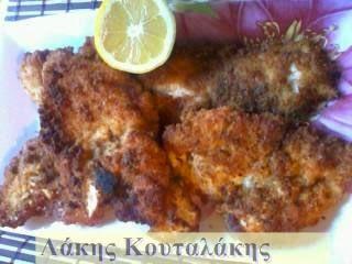 Συνταγές! Λάκης Κουταλάκης: Πικάντικο κοτόπουλο πανέ