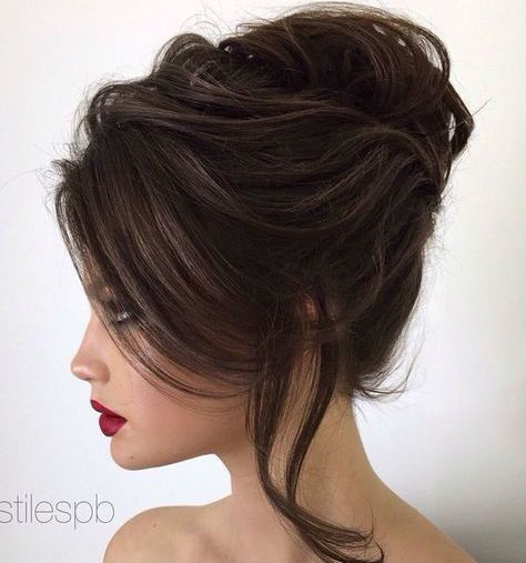 Image result for modern french twist updo