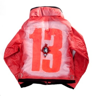 2B Art Work leather jacket http://www.sassas-dresscode.com/categories.asp?catid=54
