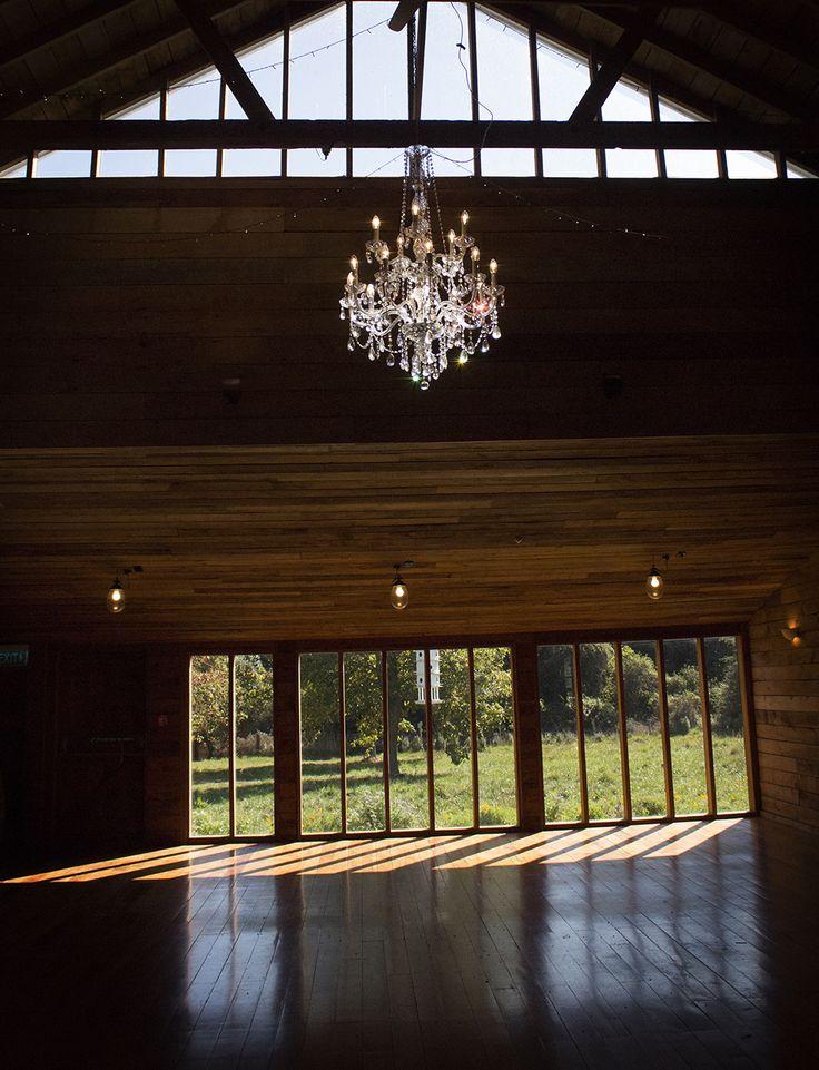 barn wedding venues twin cities%0A The barn interior at Lacewood wedding venue