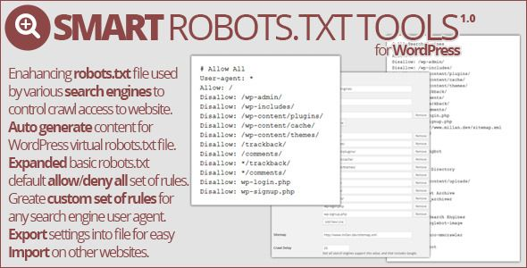 Robots.txt Generator to Smart Robots.txt file -  http://www.seolinkbuildingpackages.net/690/robots-txt-generator-to-smart-robots-txt-file/