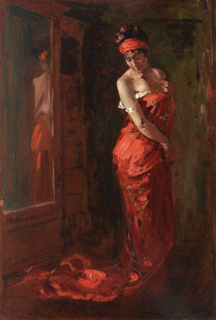 NICOLAE VERMONT (1866-1932)