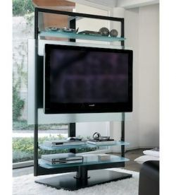 Best Rotating Television Stand And Audio ~ http://modtopiastudio.com/get-the-benefit-of-rotating-television-stand/