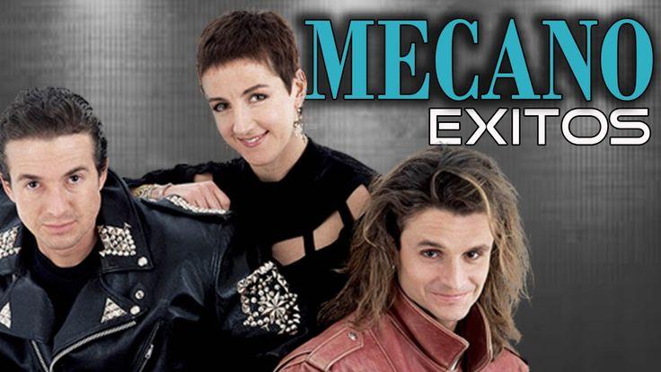 MECANO EXITOS, Grandes Canciones de Mecano