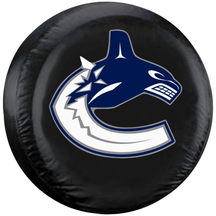 Vancouver Canucks Standard Tire Cover
